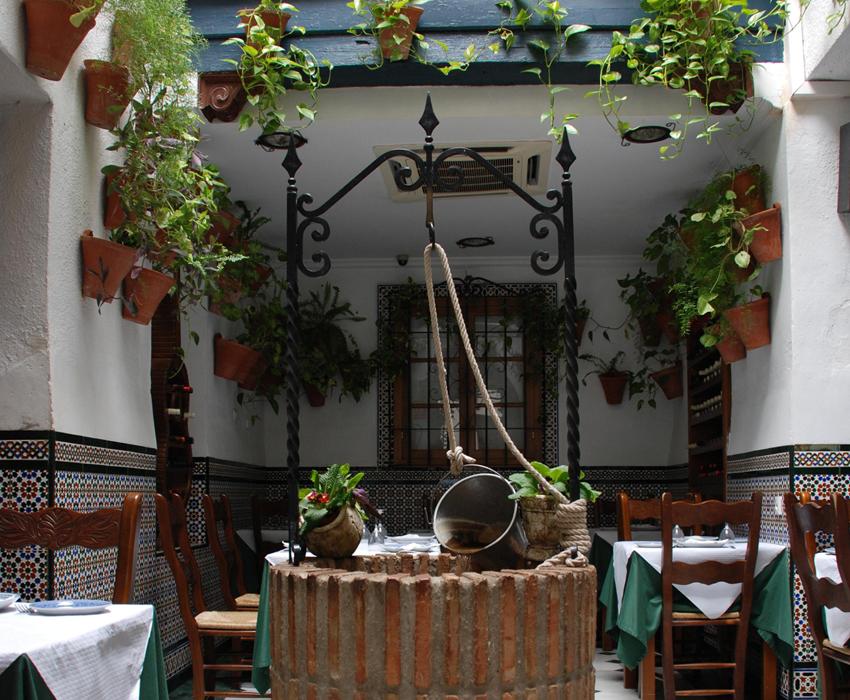 El patio andaluz - Un patio andaluz ...